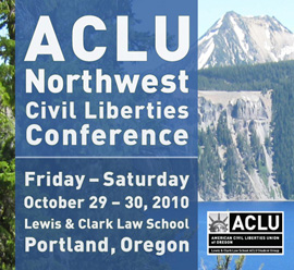 ACLU OR NW Civil Liberties Conference