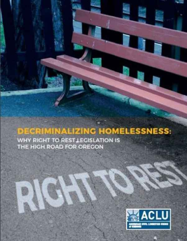 decriminalizing homelessness report cover